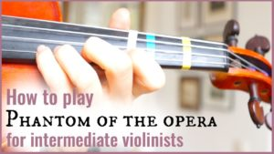Free Online Violin Lesson Phantom