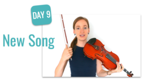 violin lesson twinkle twinkle beginner course